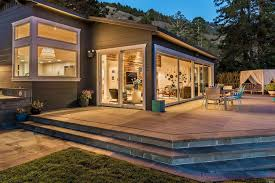 house porch at night jerry garcia u0027s stinson beach house asks 4 35m dailydeeds