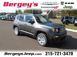 gray jeep renegade jeep renegade in souderton pa bergey u0027s chrysler jeep dodge ram