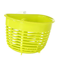 kitchen suction hanging sink sponge bathroom basket storage