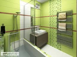 Best Bathroom Makeovers Images On Pinterest Bathroom - Green bathroom design