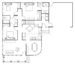 plan d une chambre chambre de plan d étage photo stock image du famille 34005958