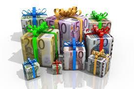 polterabend geschenke witzig geldgeschenk ja aber bitte schön verpackt geschenke