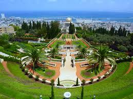 bahai gardens haifa israel places i have been pinterest