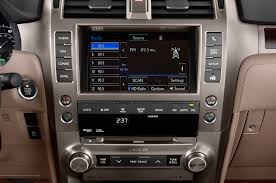 lexus gx 460 model change 2015 lexus gx460 radio interior photo automotive com