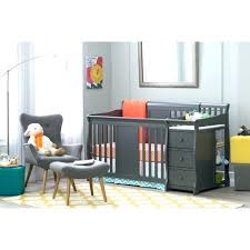 4 In 1 Convertible Crib With Changing Table Crib And Dresser Combo Kolo3 Info