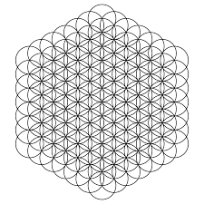 file flower of life 127 circles svg wikimedia commons