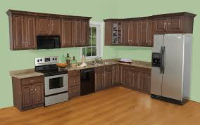 Kitchen Cabinets Assembly Required Charleston Cognac Maple Plywood Kitchen Cabinets Assembly