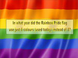 Pride Flag Colors Lgbt History Quiz Playbuzz