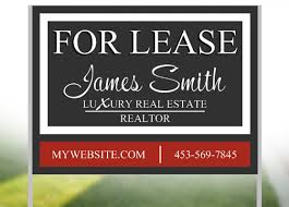 real estate yard signs real estate agent yard signs realtor