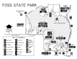 Swosu Campus Map Oklahoma State Parks Campsite Reservation System