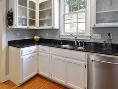 Blue Countertop Kitchen Ideas Details Photo Features Volga Blue Granite Slab On Countertops