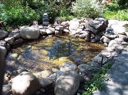 Backyard Garden Ponds Ponds Waterfalls Streams Schubert Landscaping Custom Outdoor