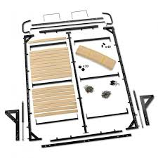 Murphy Bed Frame Kit I Semble Vertical Mount Murphy Bed Hardware Kits With Mattress