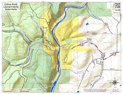 Pennsylvania State Parks Map by Tioga State Forest U2013 Andy Arthur Org
