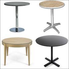 table de cuisine ronde trendy table de cuisine ronde chaise avec rallonge blanche chaises