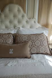 fashion bed group easley button tufted upholstered headboard