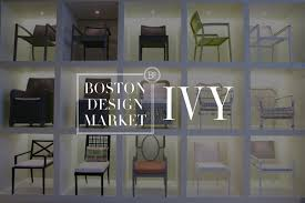 design market a wrap up of boston design market