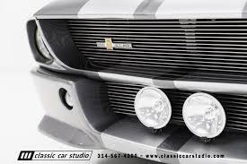 67 Mustang Black 1967 Ford Mustang Classic Car Studio