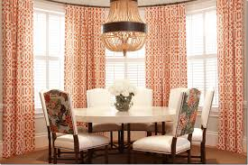 Orange Curtains For Living Room Cote De Texas Window Treatments Do U0027s And Don U0027t