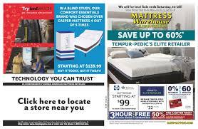 mattress warehouse sales circular u2013 mattress warehouse where
