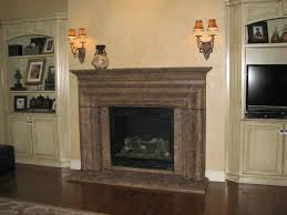 view concrete stain fireplace design decorating simple in concrete