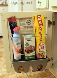 How To Build A Kitchen Pantry Cabinet by 30 Clever Ideas To Organize Your Kitchen In The Garage