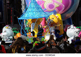 outen at macy s 85th annual thanksgiving day parade new