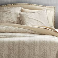 update bedrooms with stylish duvet covers crate and barrel