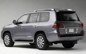 lexus suv lx used 2010 lexus lx 570 information and photos zombiedrive