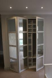 Closet Doors Uk Folding Mirror Wardrobe Doors Mirrored Bifold Closet Doors Uk