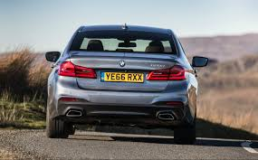 bmw 5 series g30 review 2017 on