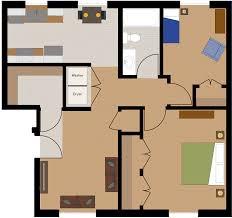 Townhouse Floor Plan Available Floorplans