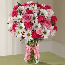 Flowers Delivered With Vase The Sweet Surprises Bouquet By Ftd Vase Included