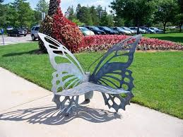 Butterfly Patio Chair 15 Best Butterfly Bench Images On Pinterest Chairs Butterflies