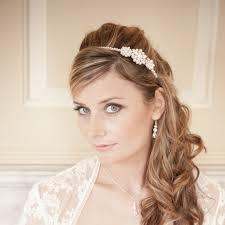 wedding hair with headband wedding hairstyles with headbands updo wedding hairstyles with