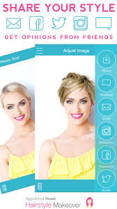 hairstyle makeover appdicted