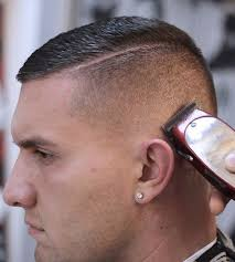 types of fade haircuts image fade haircut guide 5 types of fade cuts curly hairstyles for men