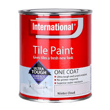 international tile paint winter cloud 750ml amazon co uk diy u0026 tools