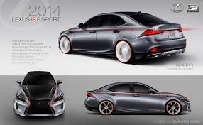 lexus cars 2014 2014 lexus is f sport concept design by hgh0518 on deviantart