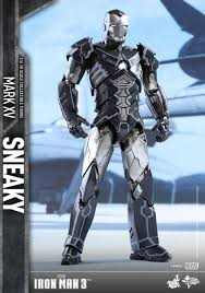 toys toys mms348 iron man 3 1 6 sneaky mark xv