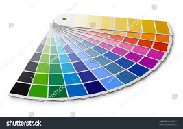 palette pantone pantone color palette guide isolated on stock illustration 92188927