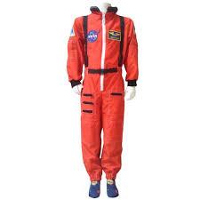 astronaut costume amnh shop orange nasa astronaut costume