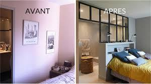 chambre avec salle de bain amenagement chambre avec dressing et salle de bain kirafes
