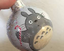 anime ornaments etsy