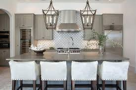 metal backsplash tiles for kitchens white backsplash tiles gray kitchen cabinets with white fan tile