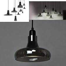 Industrial Glass Pendant Light Industrial Glass Pendant Light Edison Vintage Style Clear