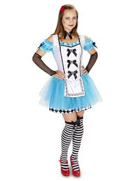 Alice In Wonderland Costume Alice In Wonderland Groups And Couples Costumes Costume Discounters