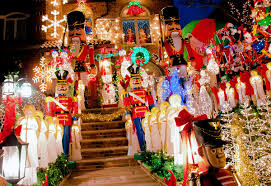 dyker heights christmas lights tour 2017 dyker debacle locals demand visitors to annual lights display