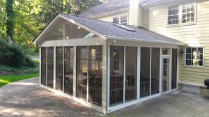 All Season Patio Enclosures Maryland Custom Outdoor Builder Decks Porches Patios And More