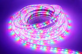 Christmas Rope Lights Ebay by Ultra Bright 5050 Smd Led Strip Rope Light Home Party Christmas